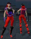 Paramilitary Female