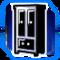 BI Cabinet Blue