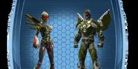 Shielded Robot
