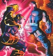 Thanos vs Darkseid