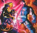 Thanos vs. Darkseid