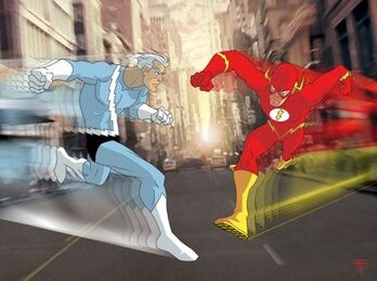 The Flash vs Quicksilver-1-