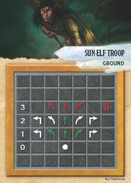 DnD AW-SunElfTroop-Maneuver Cards