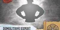 Demolitions Expert