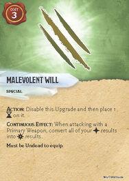 MalevolentWill
