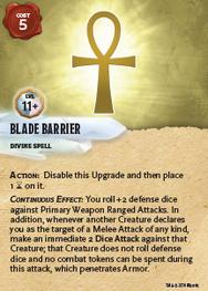 Blade Barrier