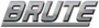 Brute Logo Alternativ