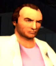 Brian Forbes, Vice City, VCS
