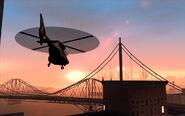 Kincaid Bridge, Downtown, SA
