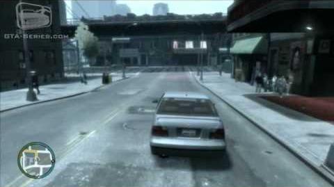 GTA IV - Roman's Sorrow