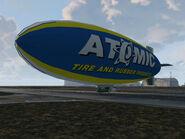 Atomic-Luftschiff bei Tag (v. RAVEMAN1985)