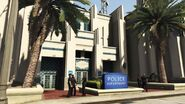 VRockford Hills Police Station