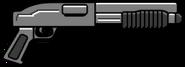 Abgesägte-Schrotflinte-HUD-Symbol