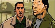 Raw Deal - Hestons Auftritt, CW