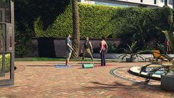 Yoga beruhigt, Grand Theft Auto V, GTA 5.jpg