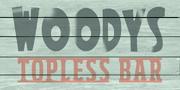 Woody's-Logo, III