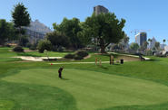 Los Santos Golf Club golfkurs