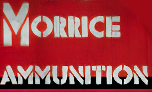 Morrice Ammunition, SA