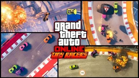 "GTA Online ""Tiny Racers""-Trailer"