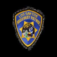 Los Santos Highway Patrol