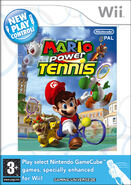 Mario Power Tennis NPC Cover