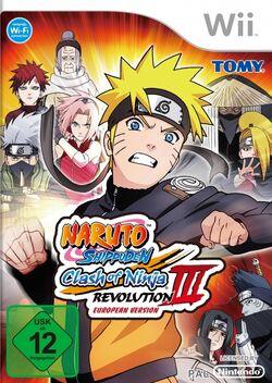 Naruto Shippuuden Clash of Ninja Revolution 3 Cover.jpg