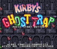 Kirby's Ghost Trap1