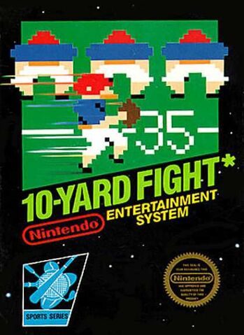 Datei:10 Yard Fight-Cover.jpg
