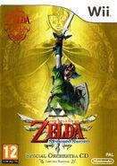 Nintendo, LOZSS, Cover