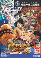 One Piece Grand Battle 3 Cover