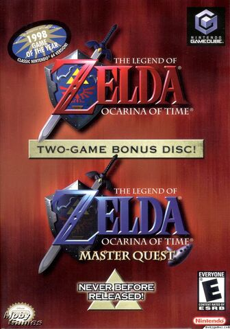 Datei:Ocarina of Time Cover NGC.jpg
