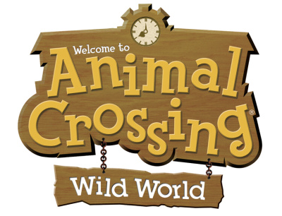 Datei:Animal Crossing - Wild World - Logo.jpg