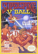 Super Spike VBall Cover