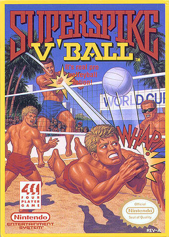 Datei:Super Spike VBall Cover.jpg
