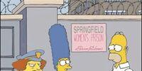 Marge wird verhaftet