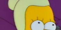 Homer's Doppelgängerin