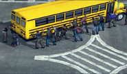 Dead rising 250 no genre copter pics surrounded bus