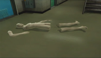 Dead rising mannequin full broken with background