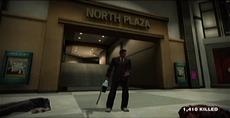 Dead rising north plaza main entrance