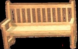 Dead rising Bench (Dead Rising 2)