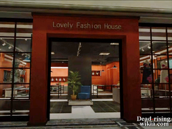 Dead rising lovely fashion house