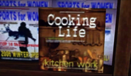 Dead Rising cooking life