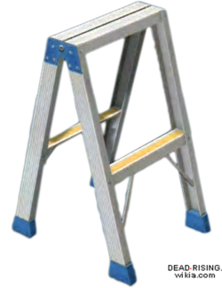 Dead rising Step Ladder