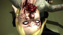 Dead rising jessie as zombie virtual walkthrough