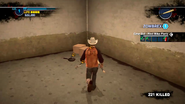 Dead rising 2 case 0 uncle bills EMPTY room across street (2)