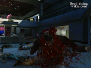 Dead rising queen zombie throwing up blood (2)