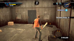 Dead rising 2 Case 0 safe house shack (3)