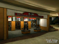 Dead rising bachman's bookporium