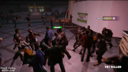 Dead rising shadow north plaza with toy laser sword 6 north plaza