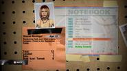 Dead rising case 0 sharon notebook